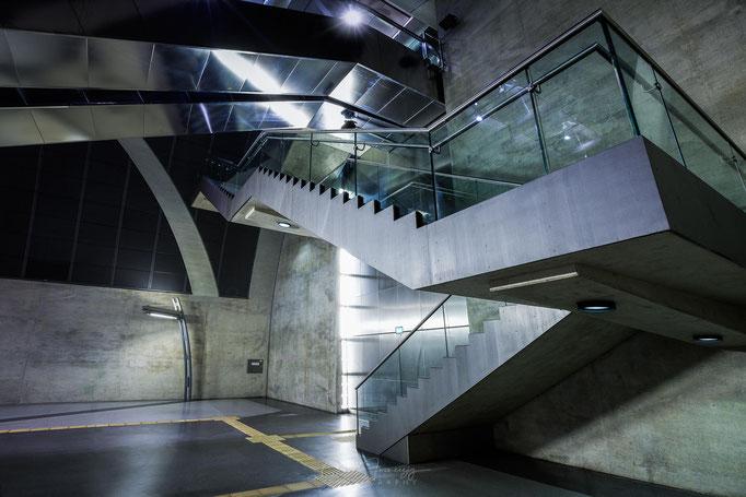 U-Bahn, Station, Bahnhof, Underground, Köln, Cologne, Deutschland, Germany © Oliver Jerneizig