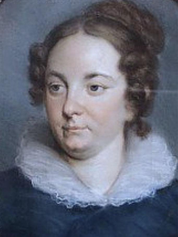 Портрет Марии Сергеевны Михалковой 1830-е гг.
