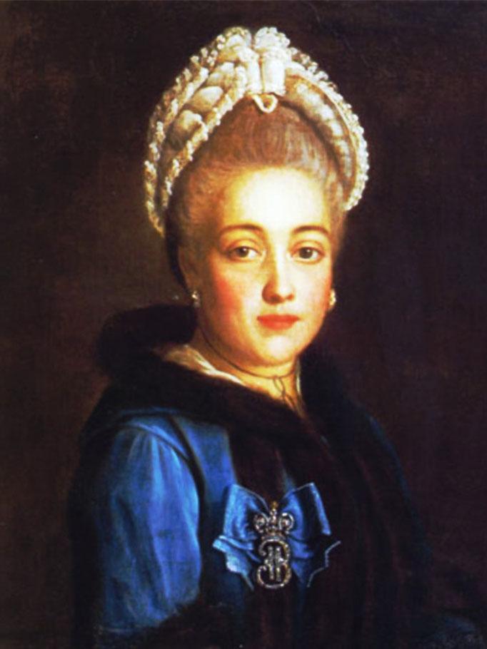 Варвара Петровна Разумовская (1750—1824), вторая дочь генерал-аншефа графа П.Б.Шереметева.