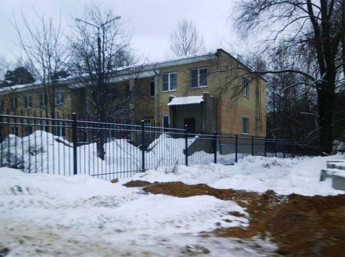 Деревня Рождественно.