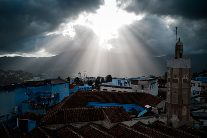 Second Chapter - Chefchaouen