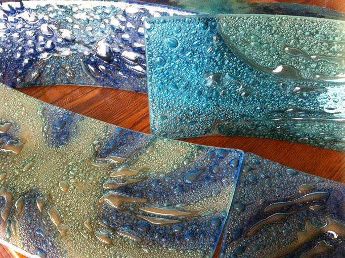 Various, float glass, oxides