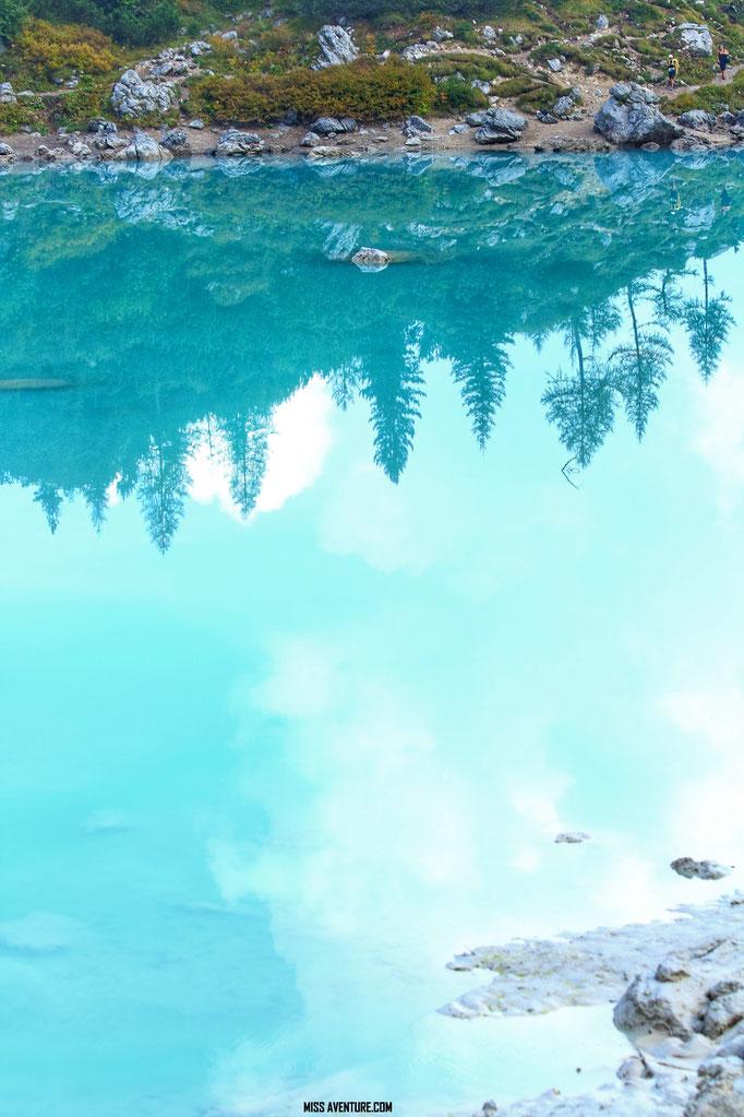 lac de Sorapis
