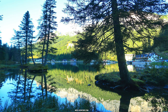 lac de Misurina