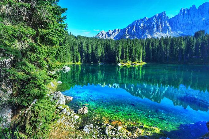 lac de Carezza
