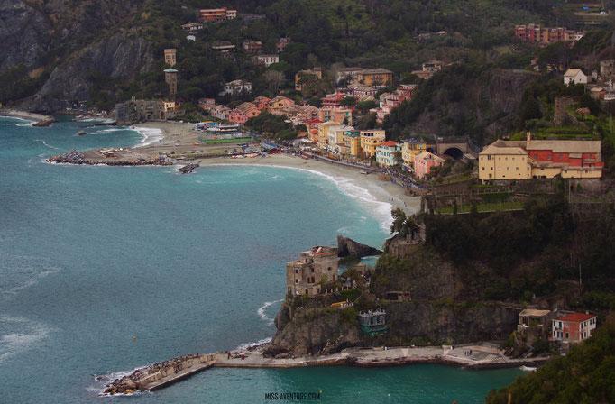 Monterosso al mar.