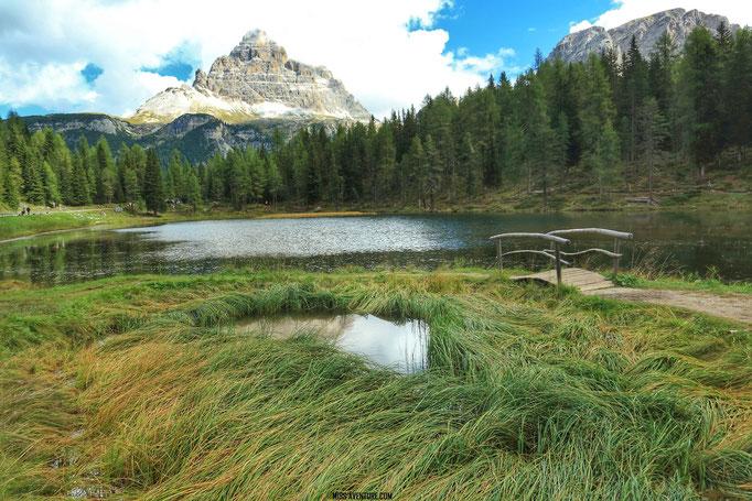 Lac d'Antorno