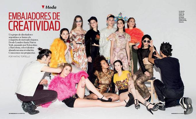 VANIDADES Argentina (PRINTED)