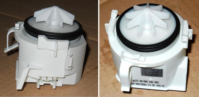 Насос слива для ПММ (ориг.), Bosch-00611332