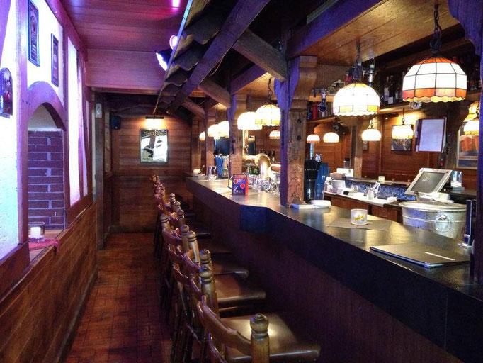 Unsere Hotelbar in Winterberg im Sauerland