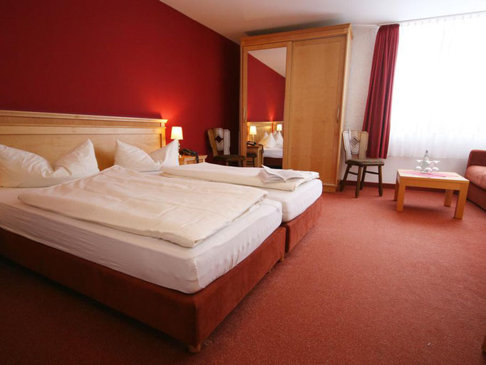 Winterberg Hotel mit schönen Zimmern