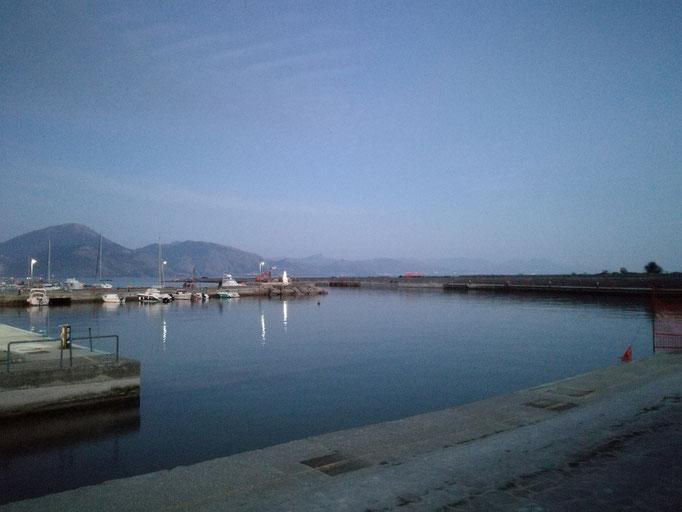 porto turistico di policastro a 700 m.