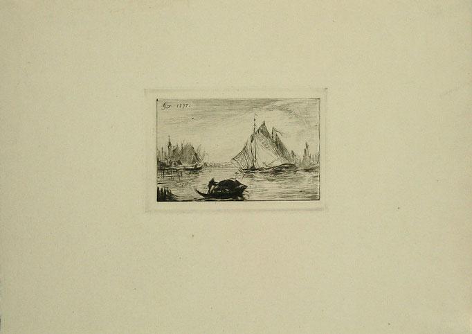 Gabriel, Venise, 1897.
