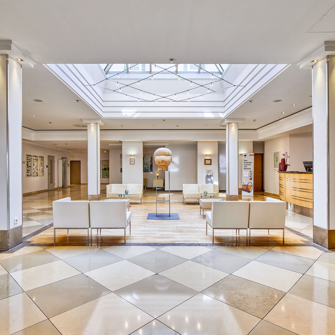Hotel Lobby Fotografie Stephan Ernst