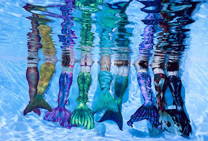 Mermaid Junggesellinnen