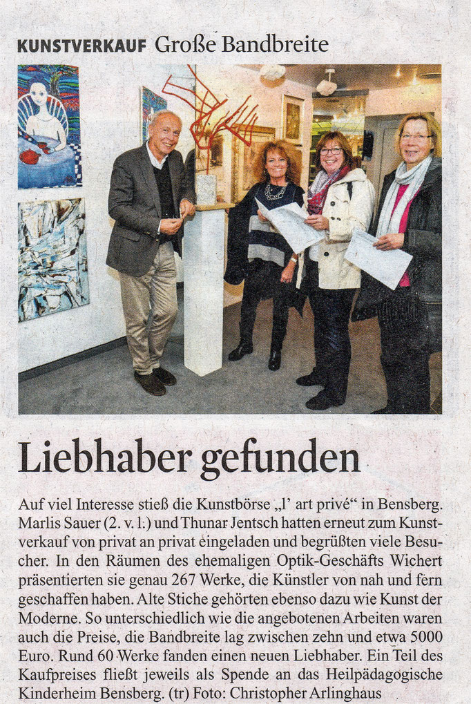 Quelle: Kölner Stadtanzeiger 10.11.2016