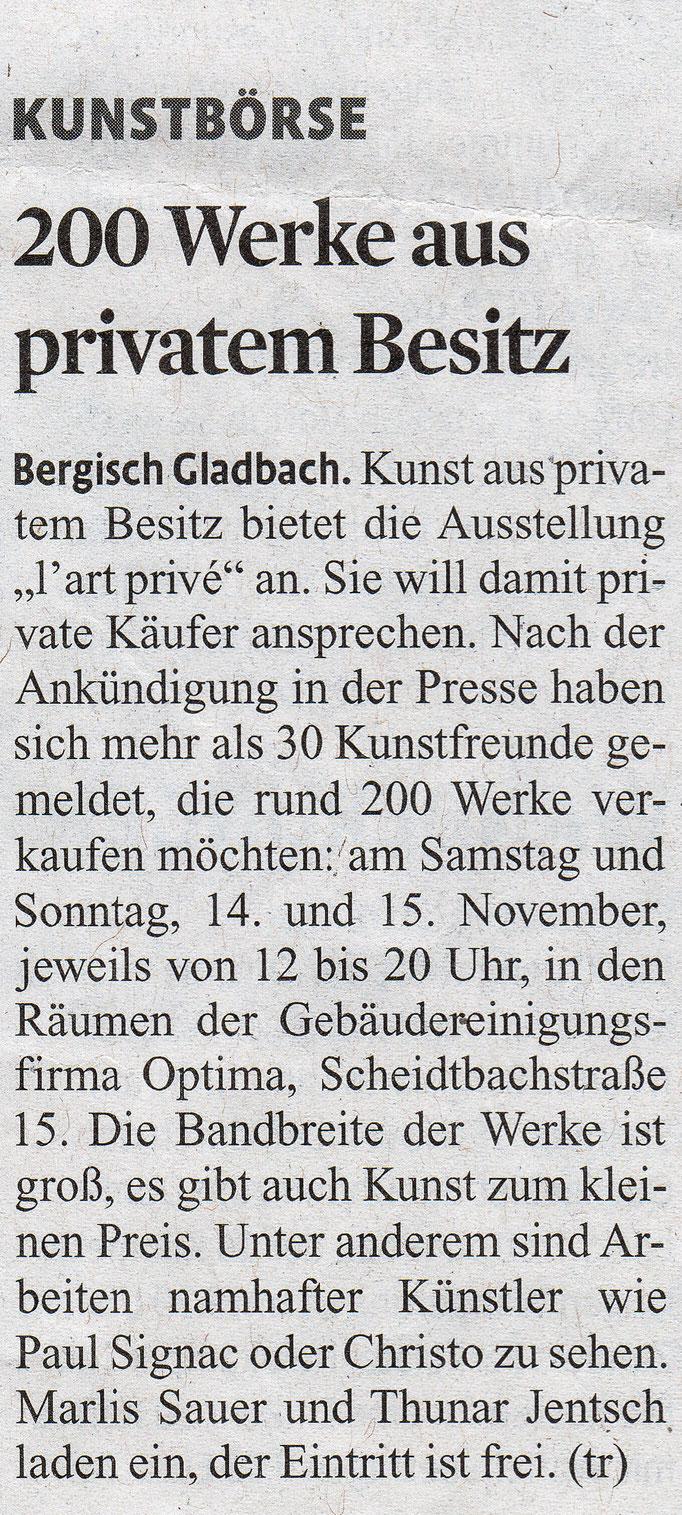 Quelle: Kölner Stadtanzeiger 13.11.2015