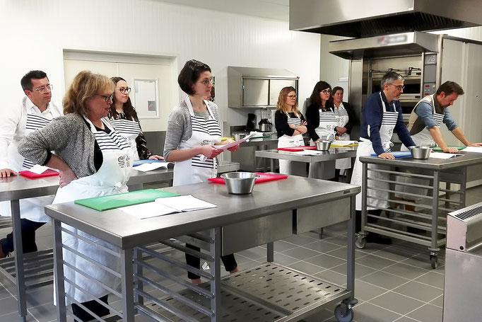 Tapas Locas à la Cité du Goût et des Saveurs, à Quimper, le 20 décembre, pour un atelier culinaire sur la cuisine typique et traditionnelle espagnole.