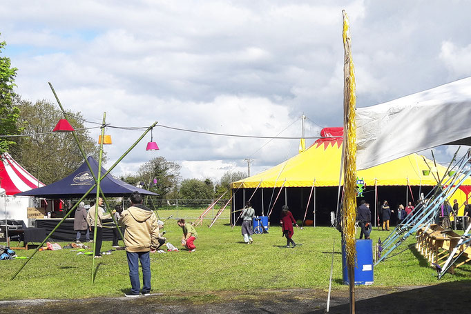 C'Koi Ce Cirque!!! Jonglerie, spectacles de feux, arts de rue et concerts à Ploéven.