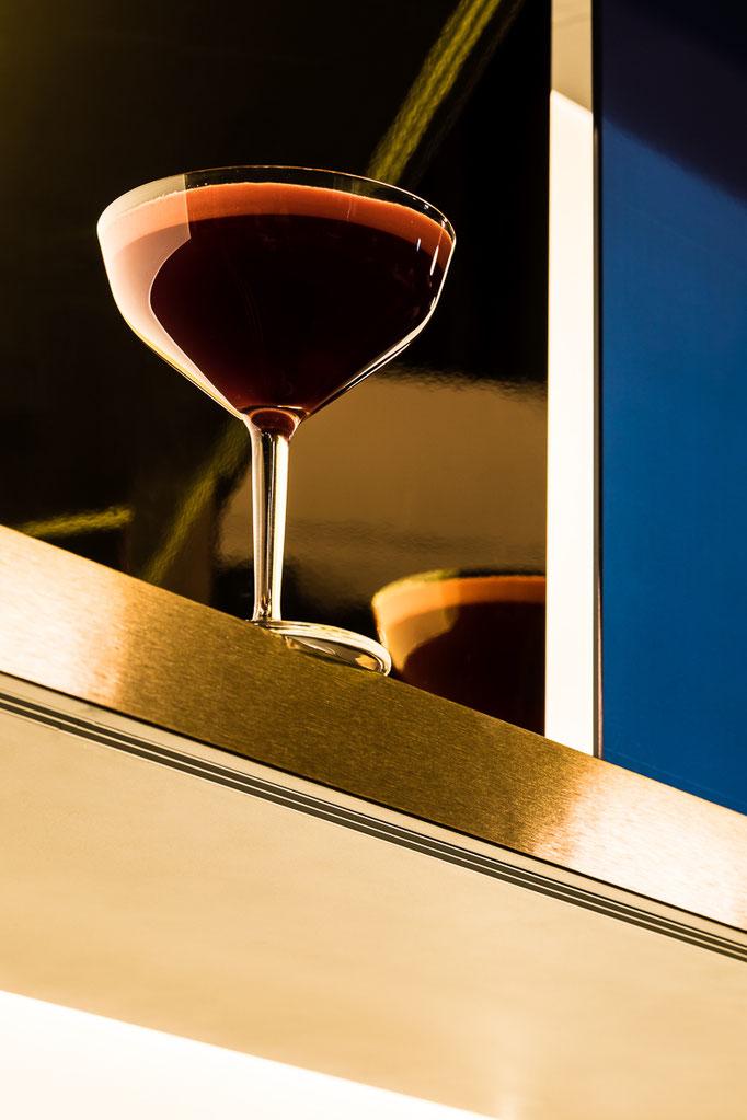 pic taken for M'Uniqo bar Munich - drink by Chris Schmidt-Sanchez