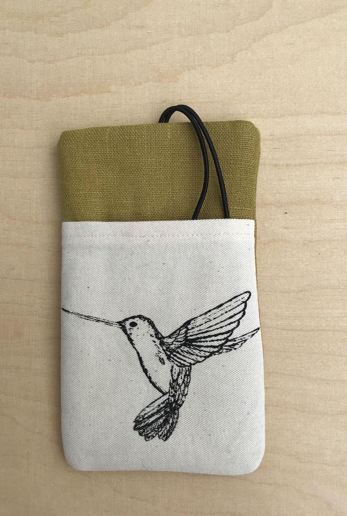 Kolibri ohne Goldpunkt // Senfgelb