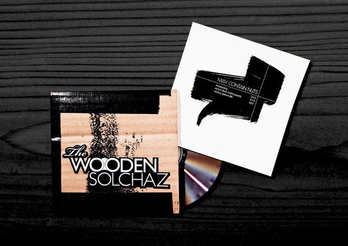The Wooden Solchaz Demo CD
