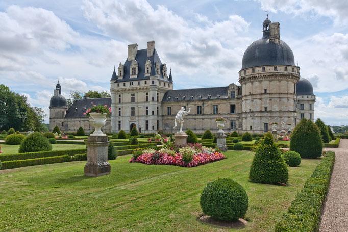 Le Champ du Pré - Chambre d'hôtes Sologne Val de Loire - A visiter près de chez nous : le château de Valençay