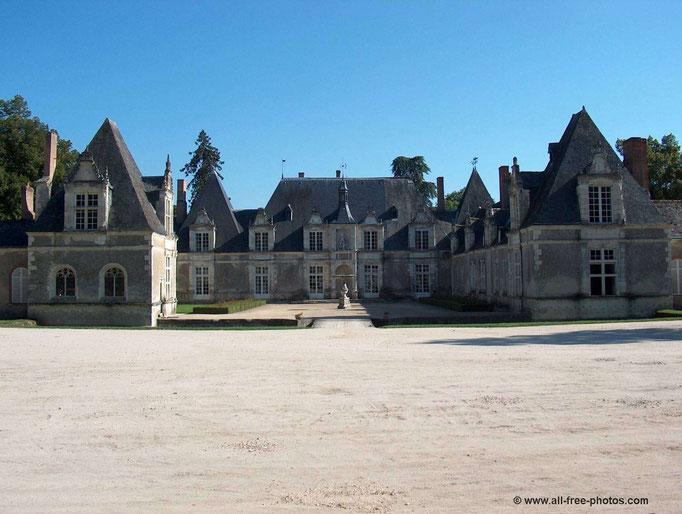 Le Champ du Pré - Chambre d'hôtes Sologne Val de Loire - A visiter près de chez nous : le château de Villesavin