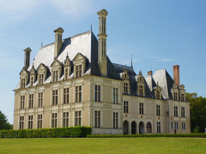 Le Champ du Pré - Chambre d'hôtes Sologne Val de Loire - A visiter près de chez nous : le château de Beauregard