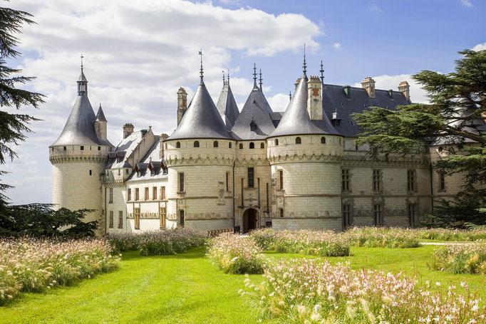 Le Champ du Pré - Chambre d'hôtes Sologne Val de Loire - A visiter près de chez nous : le château de Chaumont-sur-Loire