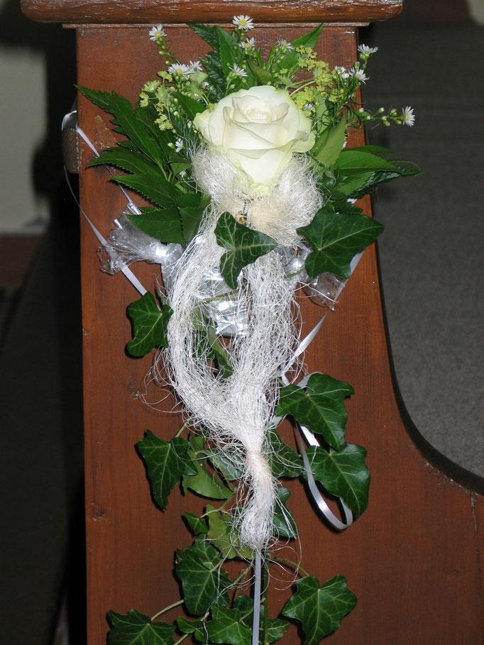 Kirchenschmuck Freude Schenken Mit Blumen Von Karcher