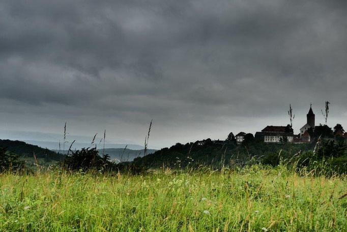 Morgenstimmung um die Leuchtenburg