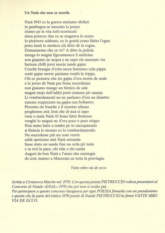 Poesie Di Natale Venete.Auguri Di Natale In Dialetto Milanese