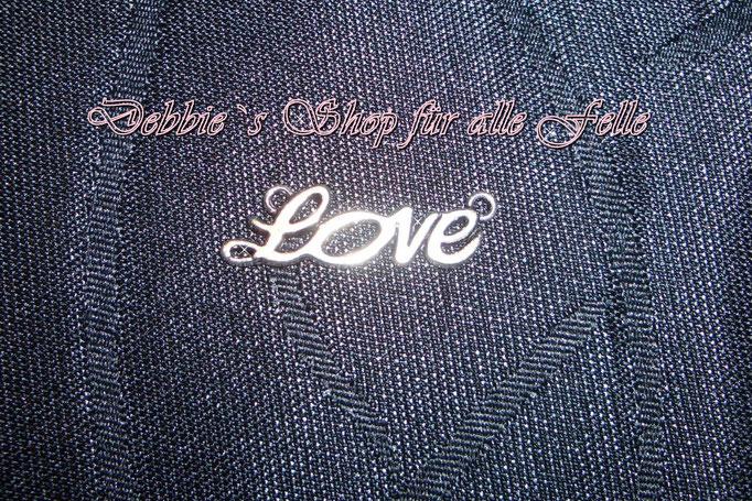 Love (zum annähen)