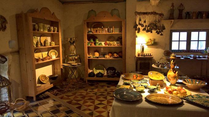 Keramikatelier bei Nolay