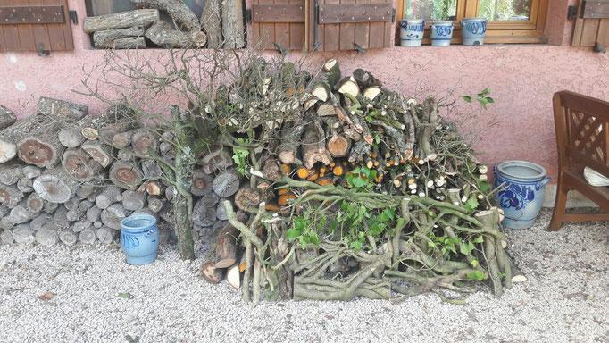 Schitterbigi - Kreativarbeit von Marlen aus dem Sturmholz
