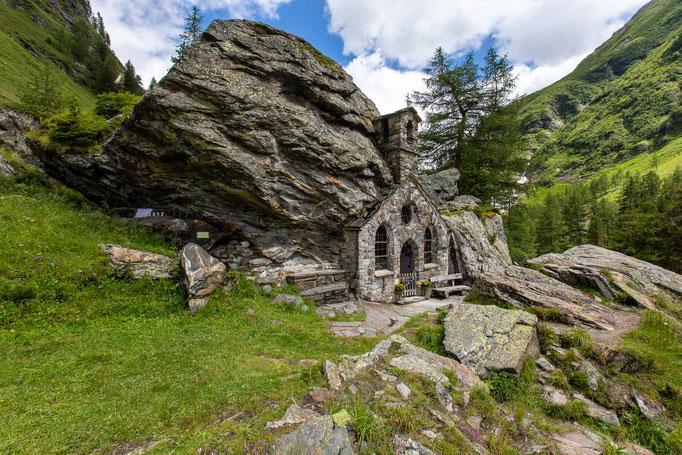 Felsenkapelle Gschlößtal