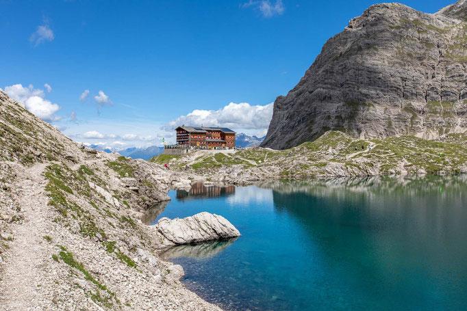 Karlsbaderhütte - Lienzer Dolomiten