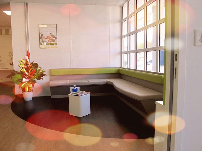 Décoration cabinets privé