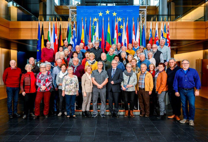 Besuch der CDU Hintermeiling am 26. November 2019.