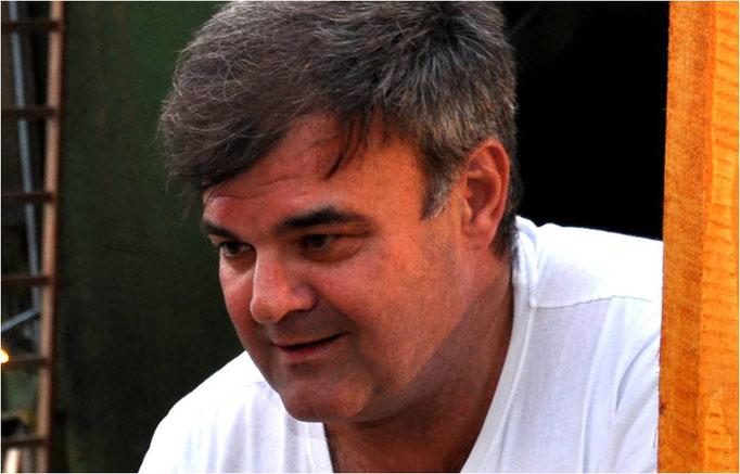 Markus Widmer alias Bäcker