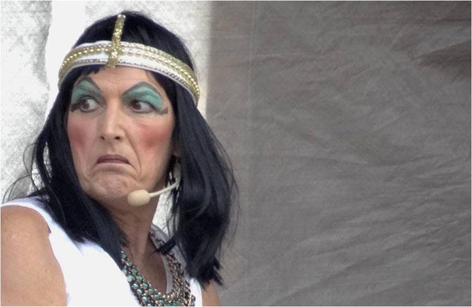 Erika Werder alias Kleopatra