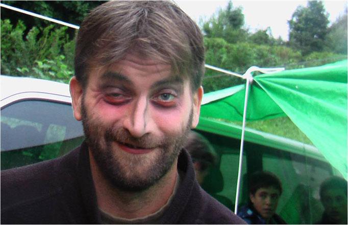 Michael Widmer alias Angreifer der Lumpenarmee