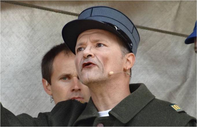 Marcel Eberhard alias Anführer Bucher
