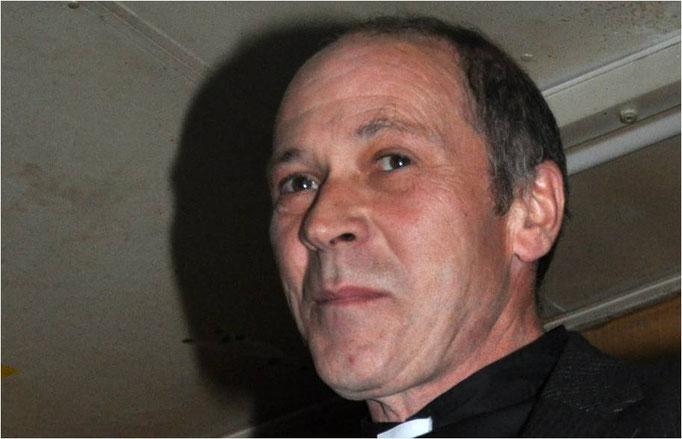 Stefan Kloter alias Pfarrer