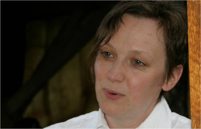 Sandra Zeindler alias Bäckersfrau