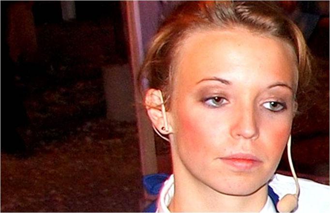 Leila Bieler alias Käthi (Mitglied Surbtallbandi)