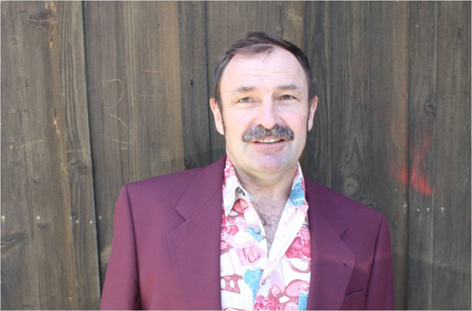 Stefan Lang alias Chris Walter
