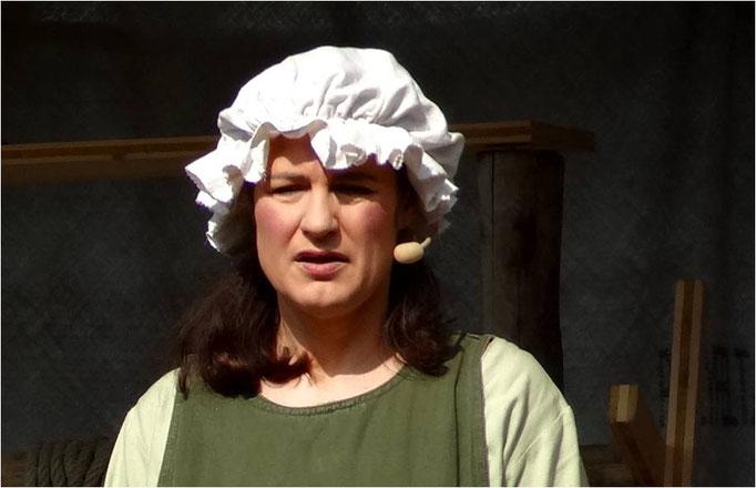 Mirjam Minder alias Magd Kunigunde