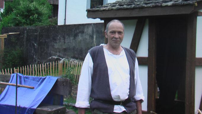Stefan Kloter alias Walter Fürst
